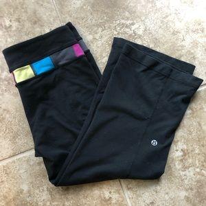 lululemon Capri yoga pants